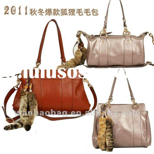 Hottest 2012 Newest fashion trendy brand women bags leather ladies bags 269925