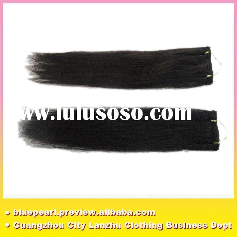 Human Hair Extension cheap human hair weaving