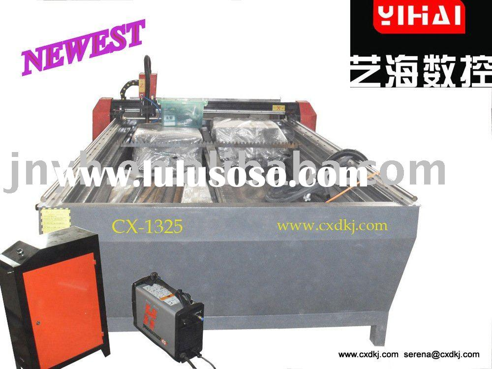 Hypertherm CNC plasma cutter 1325 with flame and plasma