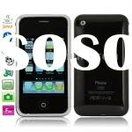 I9XXX Black, JAVA Bluetooth FM function Touch Screen Cell phone, Hand shaking can change the wallpap