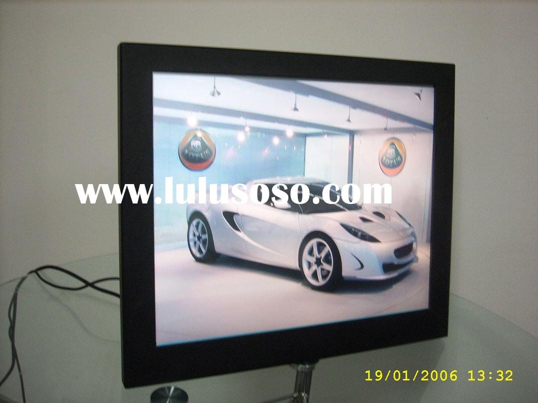 IR touch all in one PC/ir TV monitor/ad methine/ir touch panel/wall mounted monitor