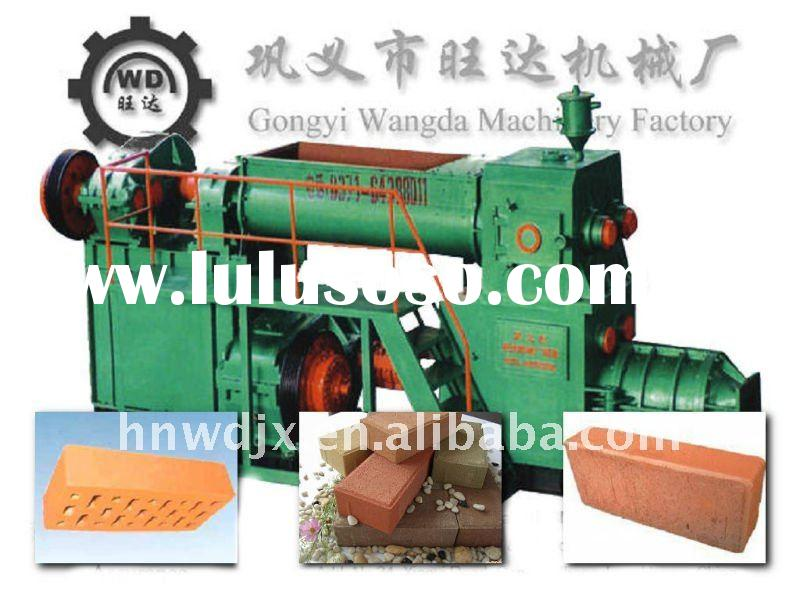 India most popular cement/clay common brick manufacturing machine