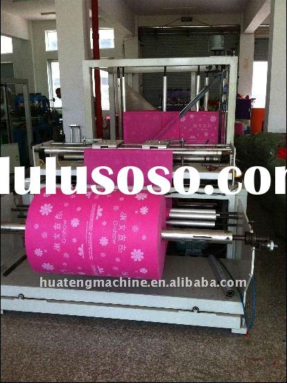 Indian Automatic Non-woven Shopping Bag Making Machine(D-CUT, U-CUT, W-CUT)