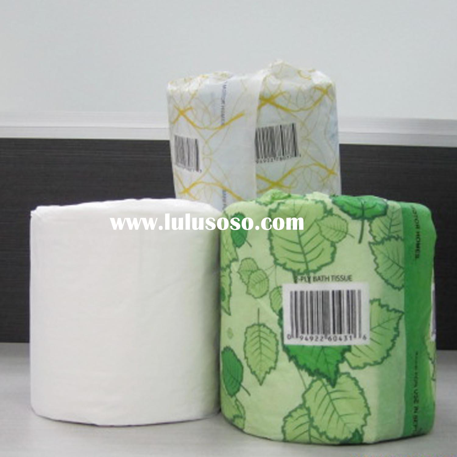 Individual color paper wrapped --Bathroom Tissue/ toilet tissue