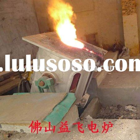 Industrial Electric Scrap Steel and Aluminum Melting Furnace
