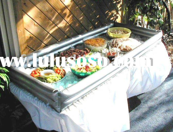 Inflatable salad bar inflatable salad bar manufacturers for Food bar manufacturers
