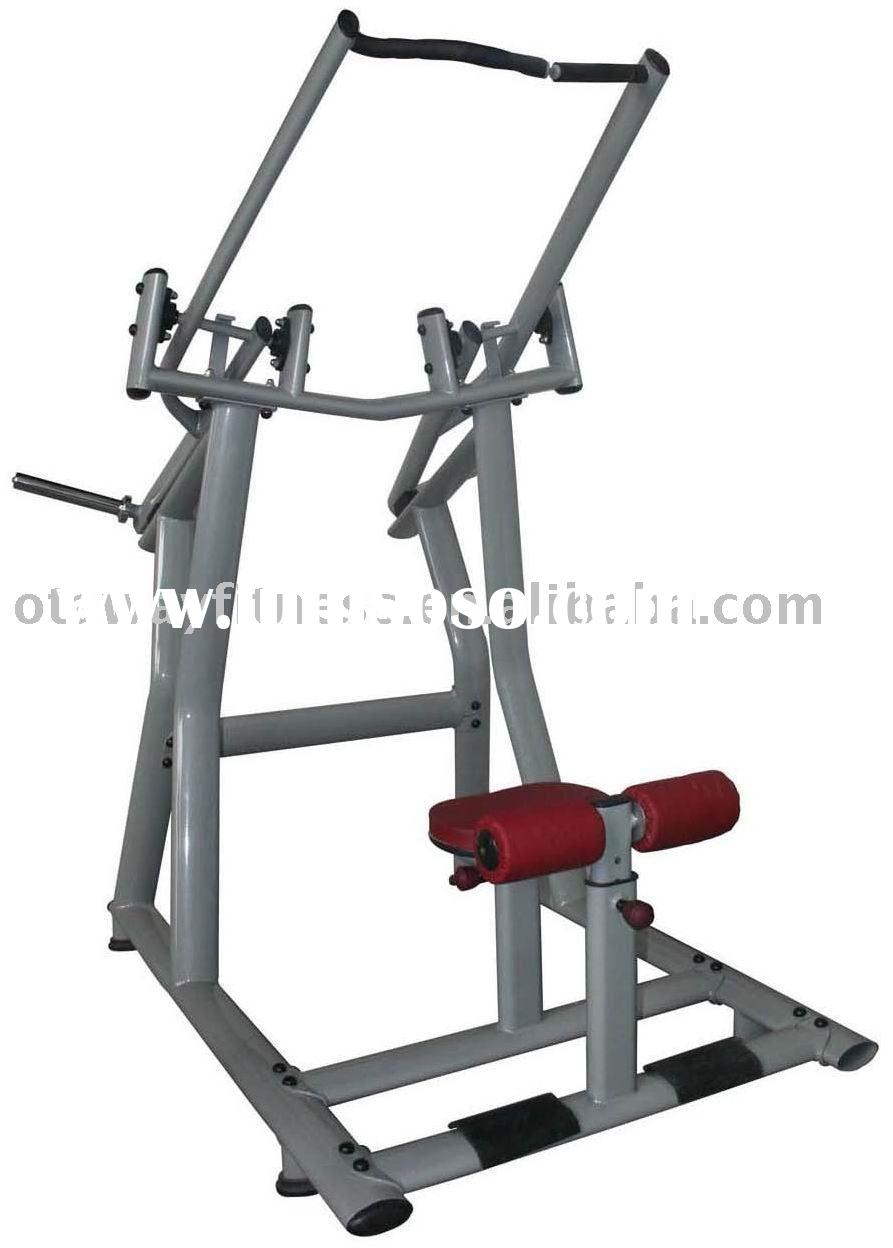 Iso-Lateral Front Lat Pull Down