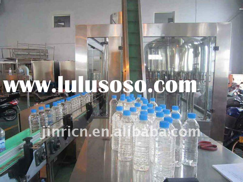 JINRI-3 mineral and pure water filling machine