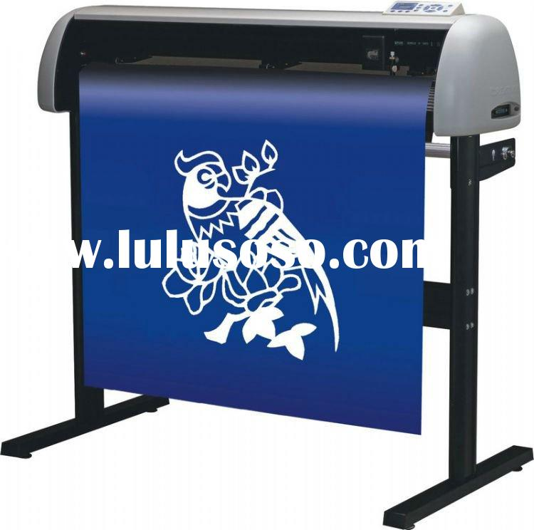 JMD-850E vinyl plotter printer and cutter for sticker