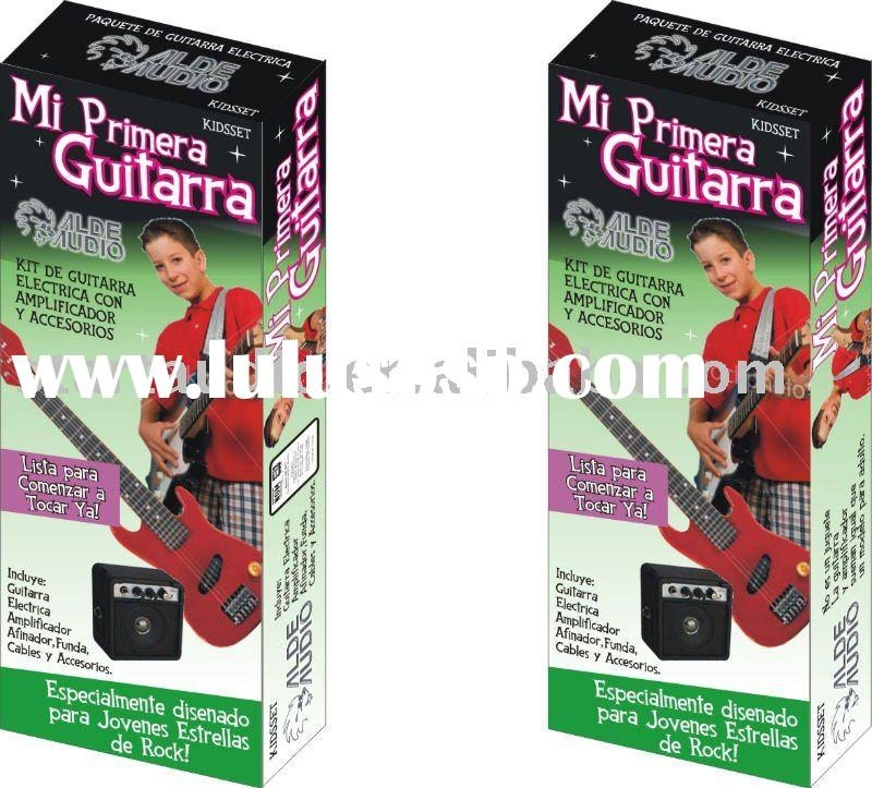 Kids Electric Guitar Set