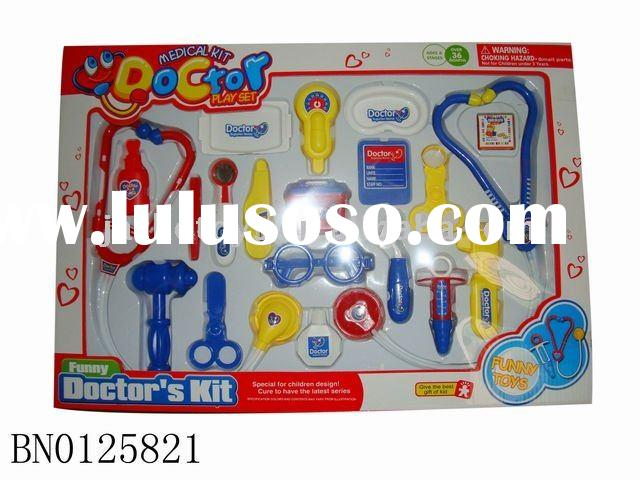 Kids doctor play set,Doctor's kit toys