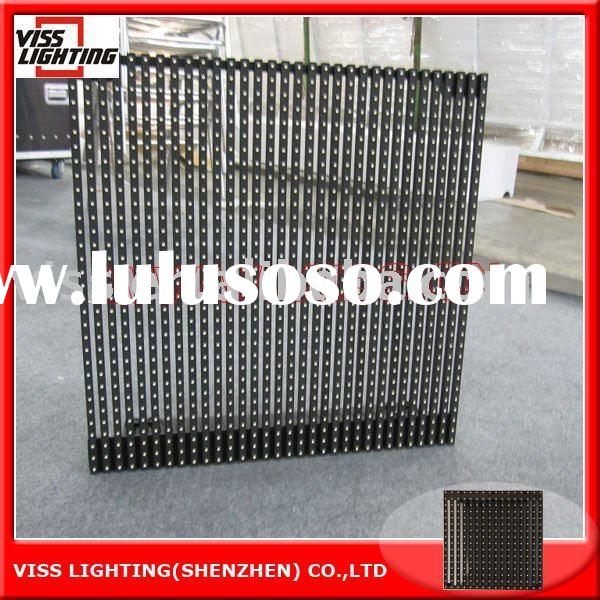 LED rental screen / LED curtain screen/LED strip display/LED outdoor display