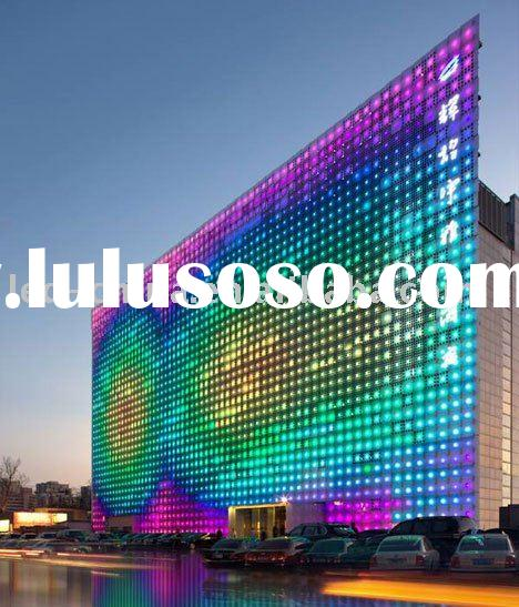 LED video wall,outdoor curtain display
