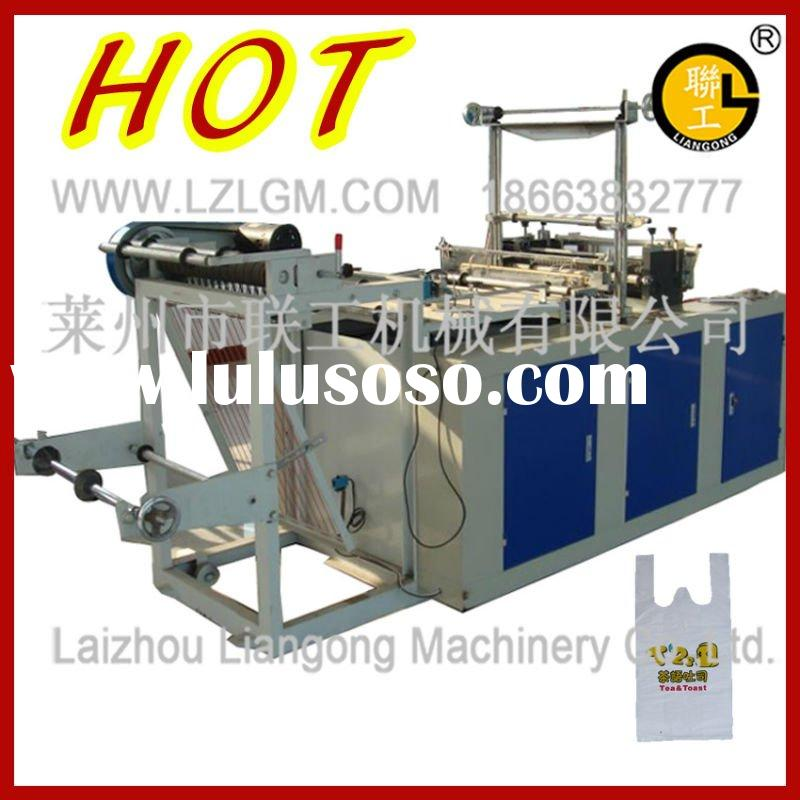 LGZD computer heat-sealing and cool-cutting bag making machine