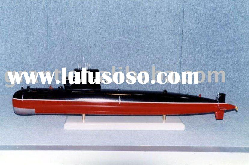 Landing ship model/minesweeper model/missile boat model/corrette model/nuclear submarine model/tende
