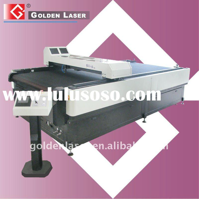 Laser Cutting Machine for air socks and textile ventilation