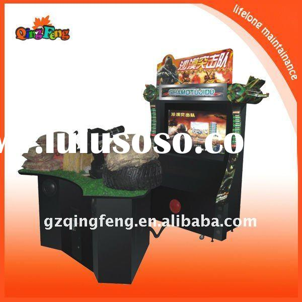 Lebanon on sales arcade amusement shooting gun game machine -earthbags form desert commandos(MS-QF19