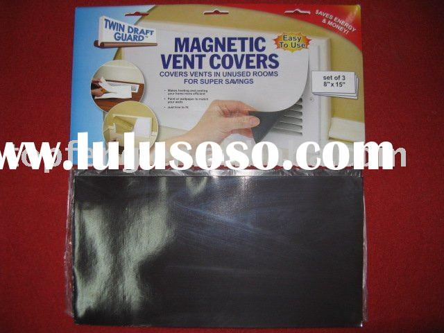 MAGNETIC VENT COVERS