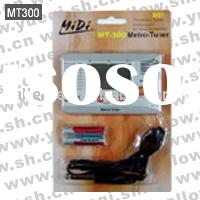 MT-300 3 in 1 Metro-Tuner (musical instrument accessories)