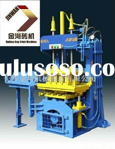 Manual Hydraulic Pressure Concrete Block Making Machine Lowest price
