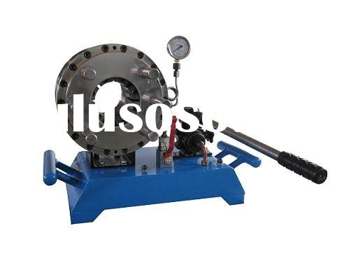 Manual hose crimping machine/manual hydraulic hose crimper/hose crimping machine/hose crimper