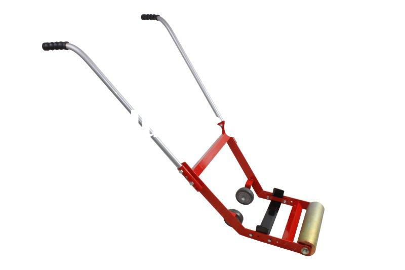 how to make manual grass cutter