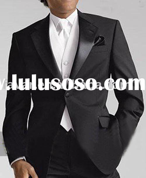 Men's 2011 fashion tuxedo suit