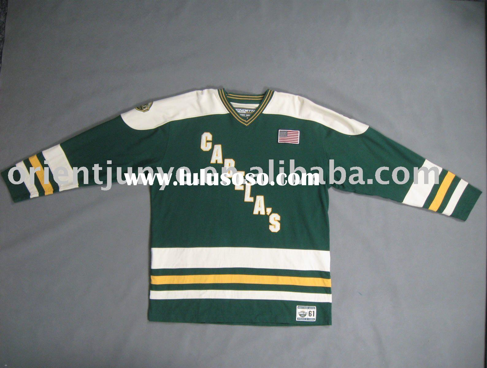 Men's ice hockey jerseys, team, brands jerseys, custom logo