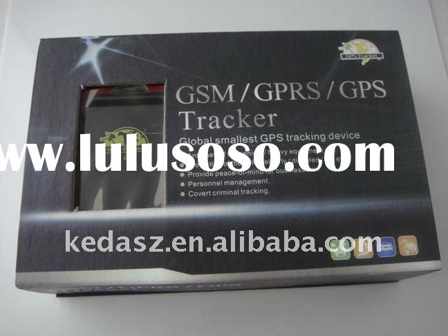 Mini Car GPS Vehicle Tracking System