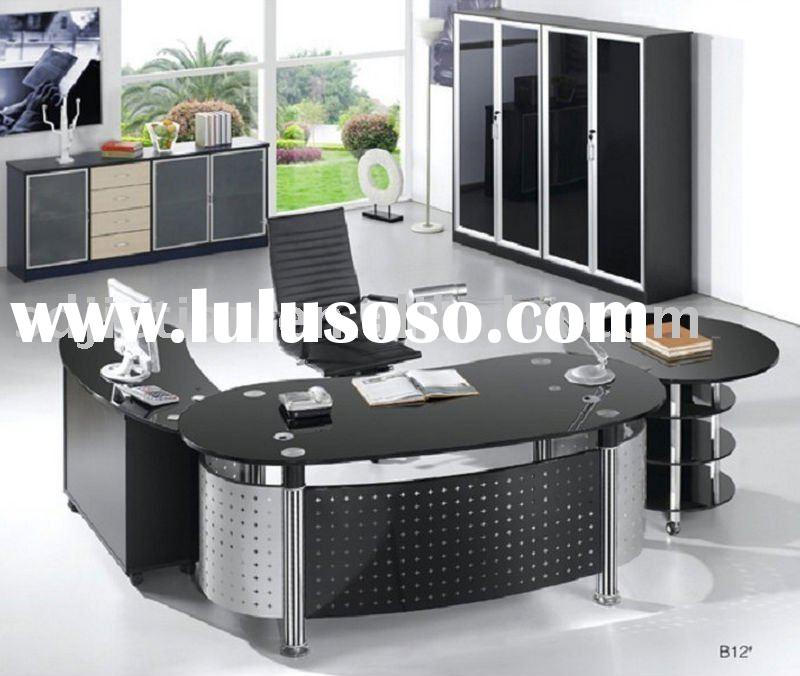 modern glass desk, modern glass desk Manufacturers in LuLuSoSo.com