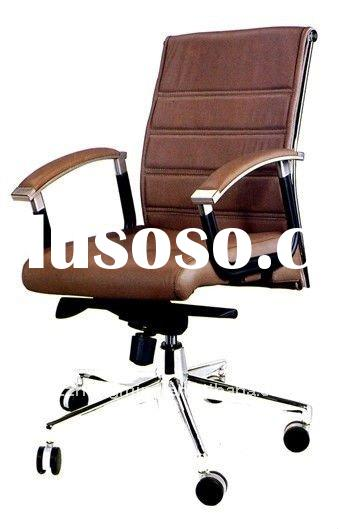 Modern Luxury Executive Swivel Leather Office Chair BY-303