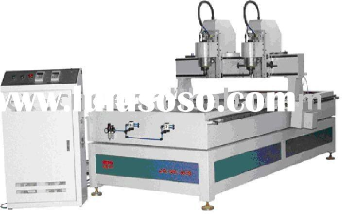 Multi- spindle CNC Router wood carving machine