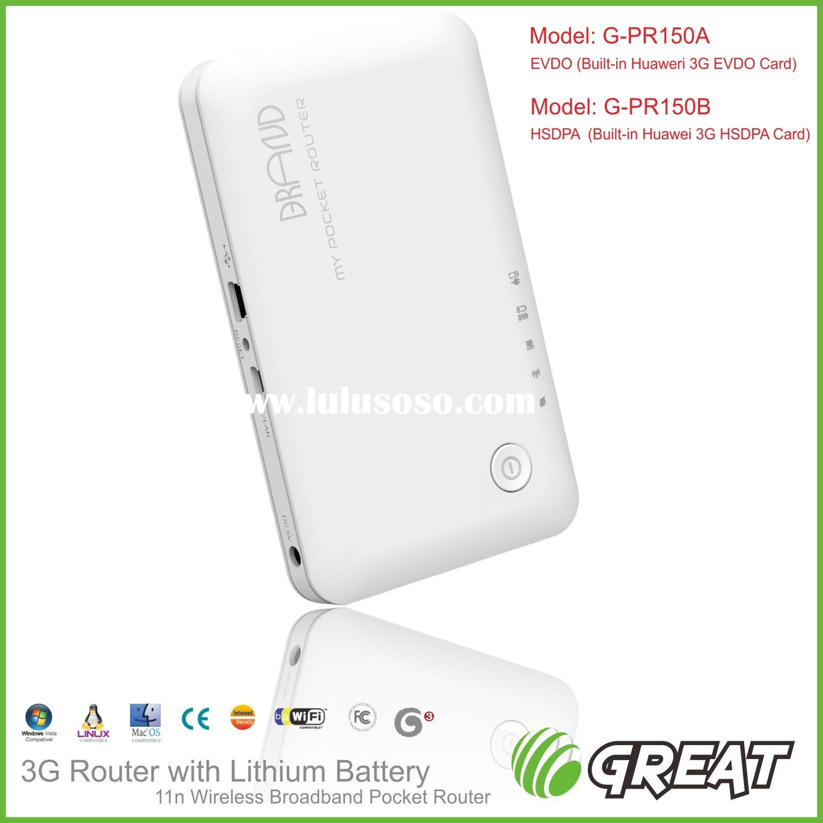 NEW!!! Mini mobile 150M 3g wireless router for ipad with SIM Card Slot WITH BATTERY(CDMA2000$WCDMA)