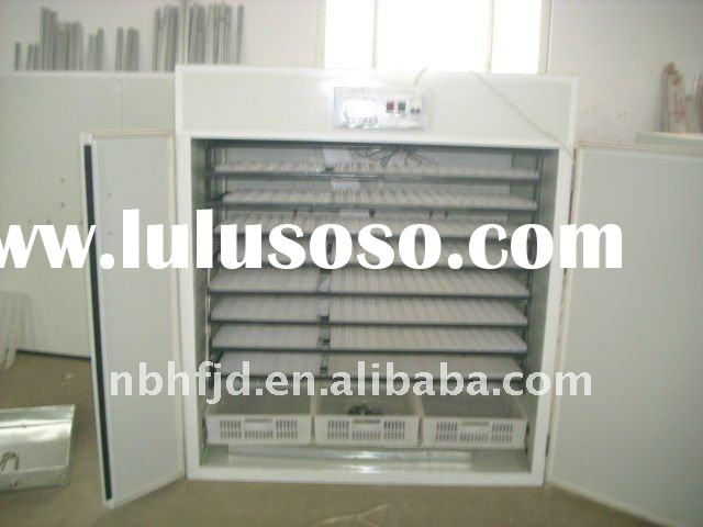 New Type FUL AUTOMATIC incubator for hatching eggs YZTIE-16 ( CE approved )