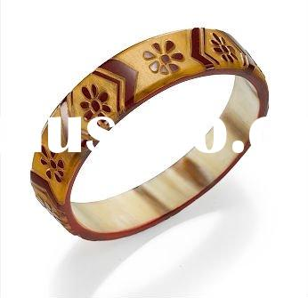 Noble Fashion Design Wood Ring / Engagement Ring
