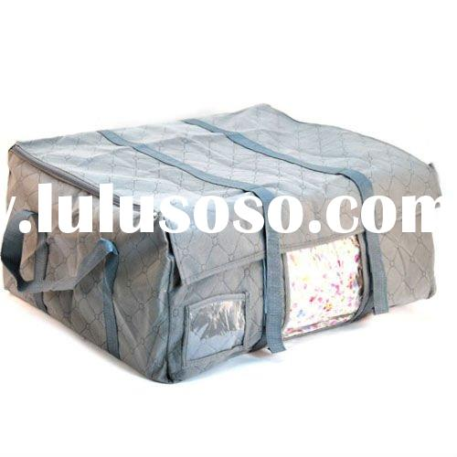 Nonwoven Closet Organizer Quilt Bag Garment Bag Wall Hanging Storage Bag