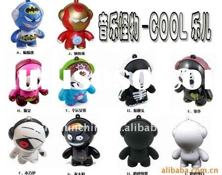 ON SALE!!!! Hockey mask mini monster speaker for iPod/ MP3-5