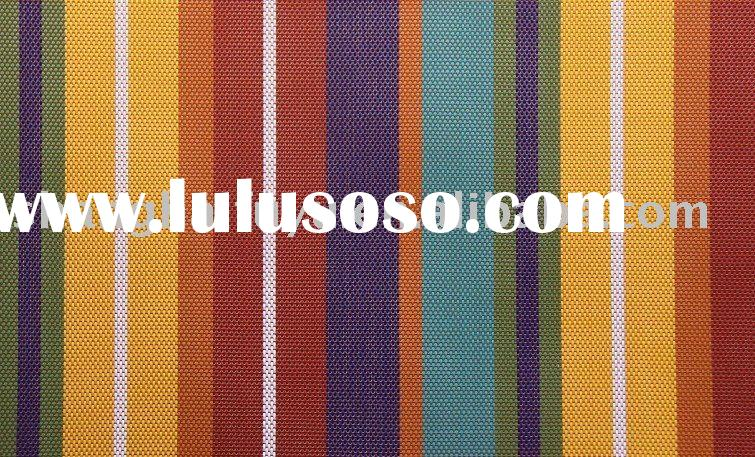 PVC coated core yarn polyester mesh/ vinyl coated industrial fabric