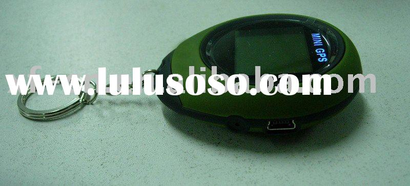 Personal mini GPS tracking device