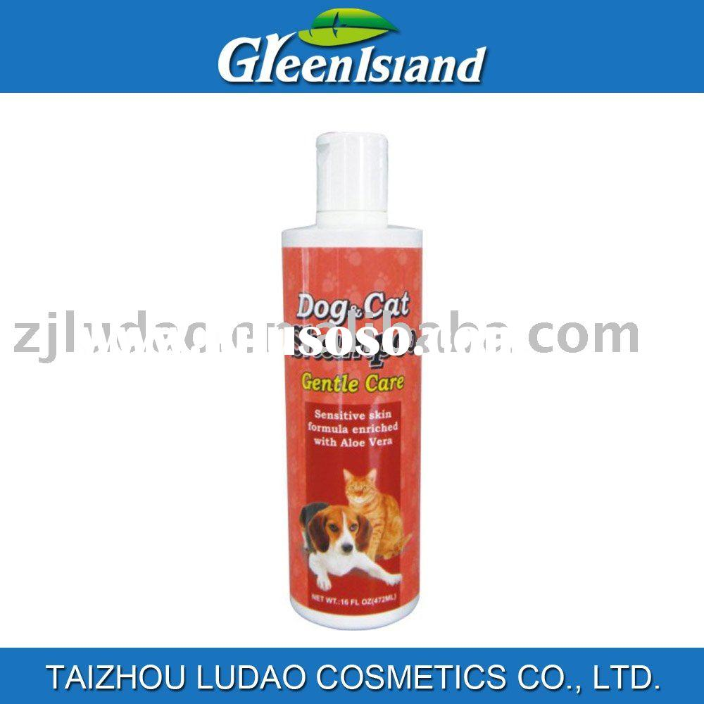 Pet Shampoo(Gentle Care)/Cat and Dog Shampoo/Pet Cleaning Products
