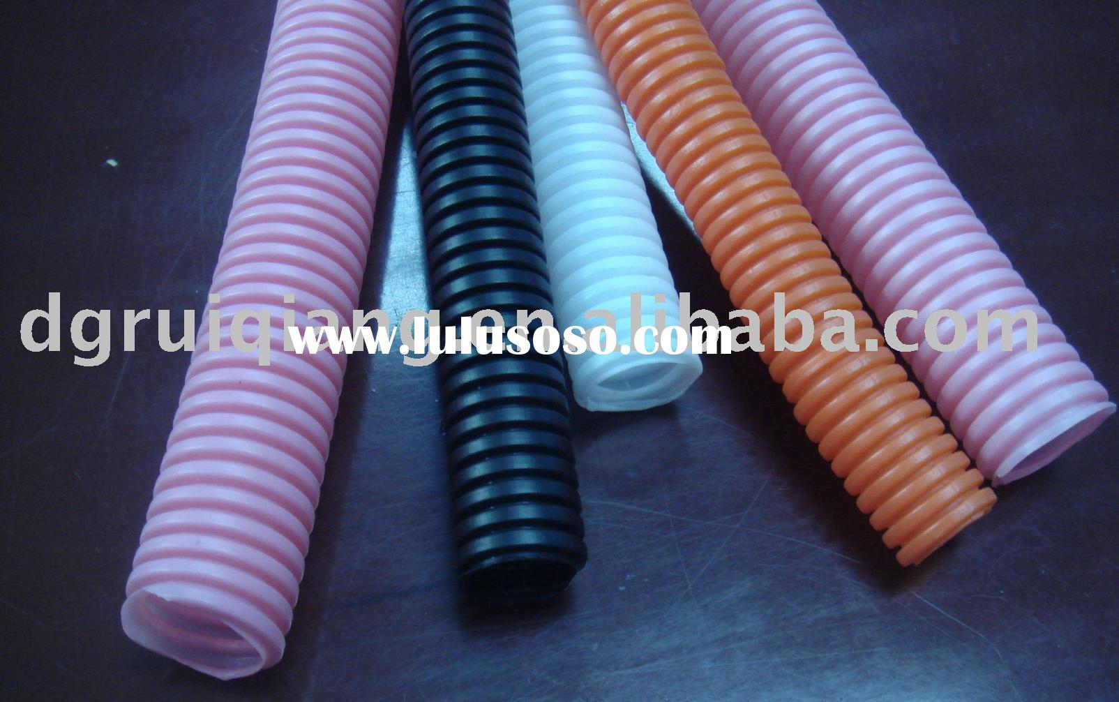 Plastic Flexible Conduit Manufacturers In Wiring Pp Pe Wire Loom
