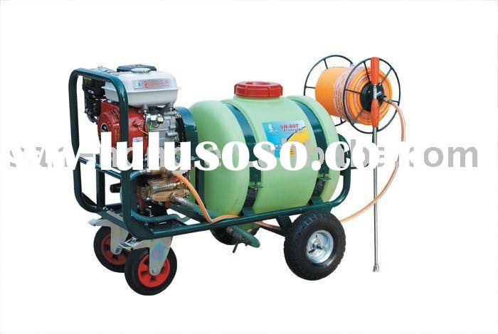 Power Wheelbarrow Sprayer