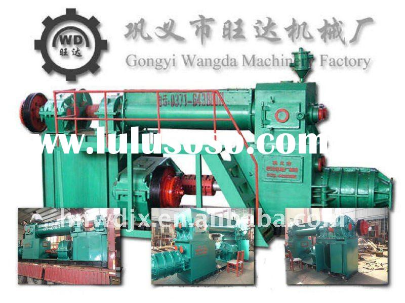 Price red cement brick making machinery with complete line