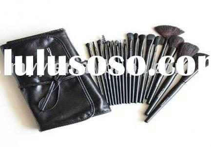 Professional Synthetic Hair 18pcs Makeup Cosmetic Brushes Set