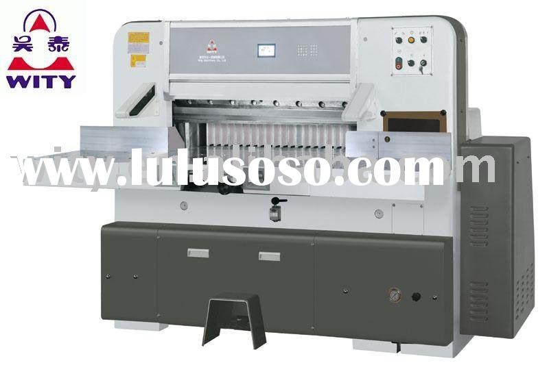 Programmed Paper Cutting Machine(YPW-115T)