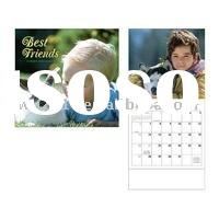 Promotional Wall Calendars, Mini Calendar - Best Friends