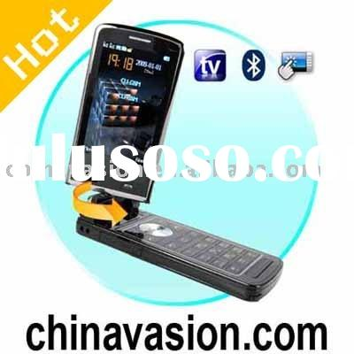 Quad Band Touchscreen Dual SIM Card Cell Phone (Cell Phone M43)