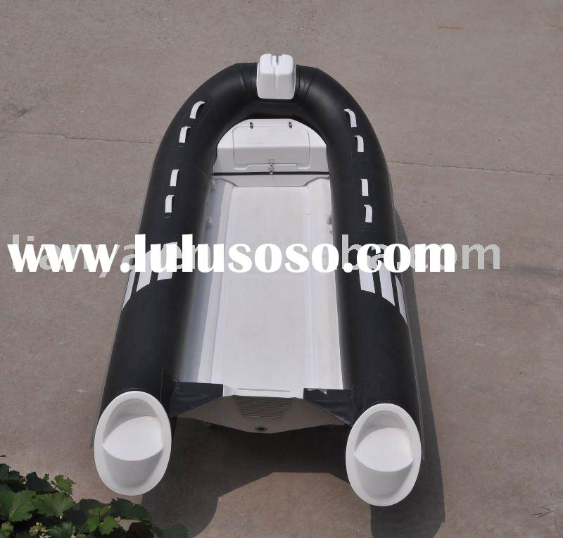 RIB boat 3.0m-5.2m with console and seat