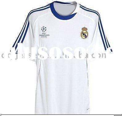 Real Madrid UEFA Champions League ClimaCool Training Jersey