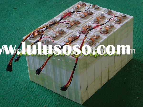 Rechargable Lifepo4 battery pack 48V 50AH for Electric vehicle, fishing boat